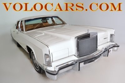 1977 Lincoln Town Car Image 1