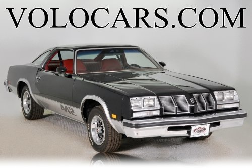 1977 Oldsmobile 442 Image 1