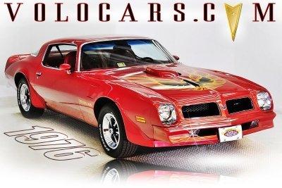 1976 Pontiac Trans Am Image 1
