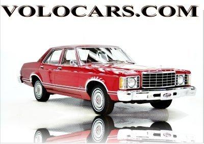 1976 Ford Granada Image 1