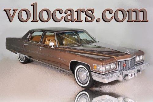 1976 Cadillac Fleetwood Image 1