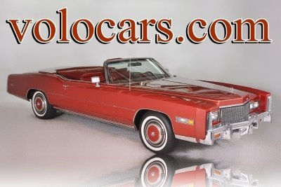 1976 Cadillac Eldorado Image 1