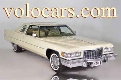 1976 Cadillac De Ville Image 1