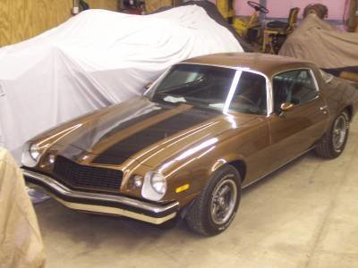 1975 Chevrolet Camaro Image 1