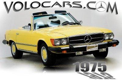 1975 Mercedes-Benz 450 Sl Image 1