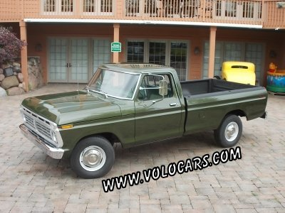 1975 Ford Truck Image 1