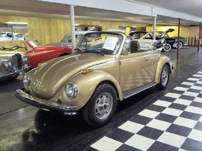 1974  Beetle Image 1