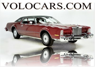 1974 Lincoln Mark Iv Image 1