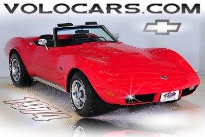 1974 Chevrolet Corvette Image 1