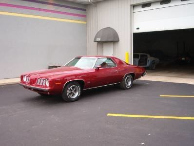1973 Pontiac Grand Am Image 1