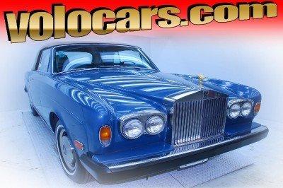 1973 Rolls-Royce Corniche Image 1