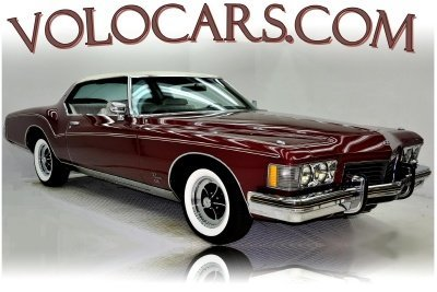 1973 Buick Riviera Image 1