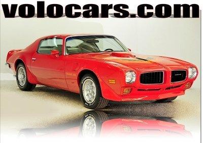 1973 Pontiac Trans Am Image 1