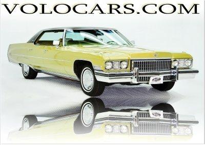 1973 Cadillac Sedan Deville Image 1