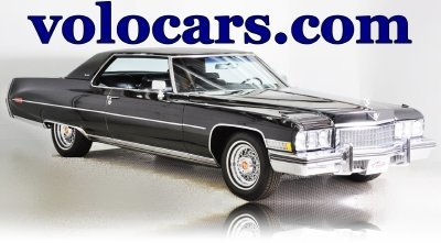1973 Cadillac Coupe Deville Image 1