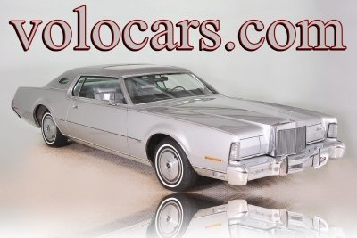 1973 Lincoln Mark Iv Image 1