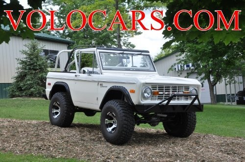 1973 Ford Bronco Image 1