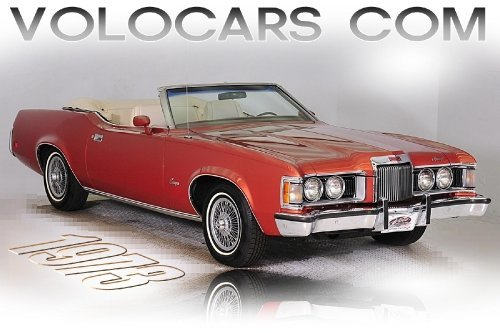 1973 Mercury Cougar Image 1