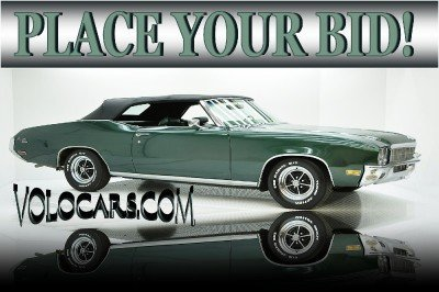 1972 Buick Skylark Image 1