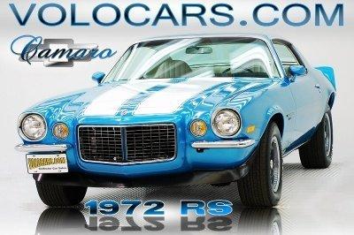 1972 Chevrolet Camaro Image 1