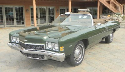 1972 Chevrolet Impala Image 1