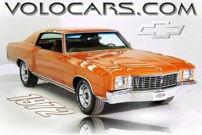 1972 Chevrolet Monte Carlo Image 1