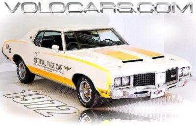 1972 Oldsmobile Hurst Olds Image 1