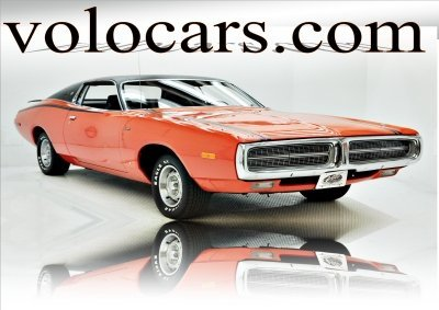 1972 Dodge Charger Image 1