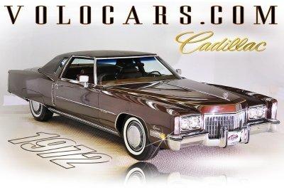1972 Cadillac Eldorado Image 1