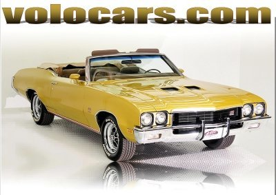 1972 Buick Gs Image 1