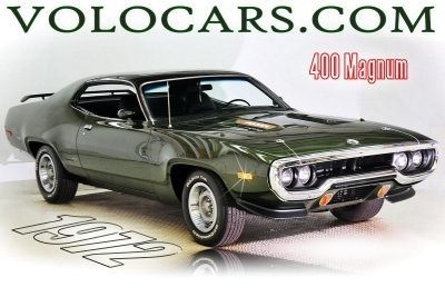 1972 Plymouth Satellite Image 1
