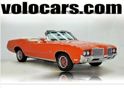 1972 Oldsmobile Cutlass Image 1