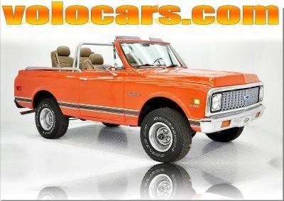 1972 Chevrolet Blazer Image 1
