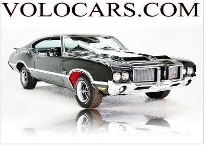 1972 Oldsmobile 442 Image 1