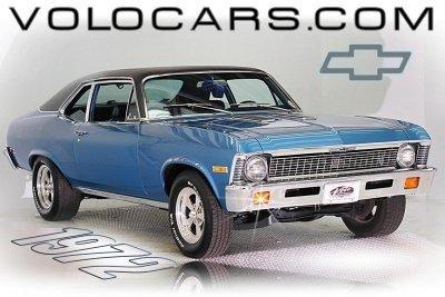 1972 Chevrolet Nova Image 1