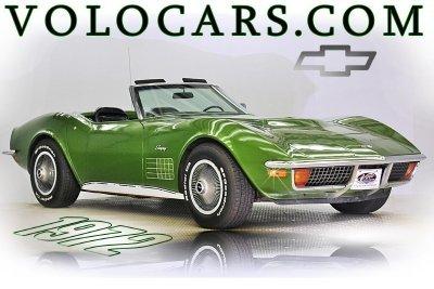 1972 Chevrolet Corvette Image 1