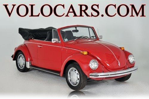 1972 Volkswagen Beetle Image 1