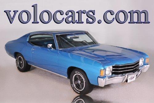 1972 Chevrolet Chevelle Image 1