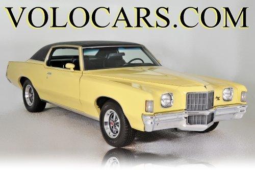 1972 Pontiac Grand Prix Image 1