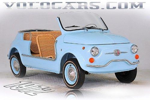 1972 Fiat Jolly Image 1