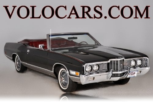 1972 Ford Ltd Image 1