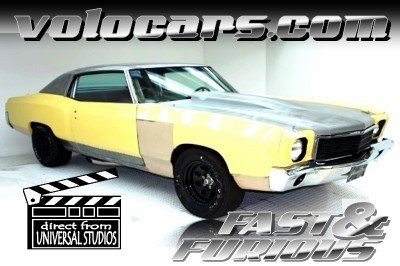 1971 Chevrolet Monte Carlo Image 1