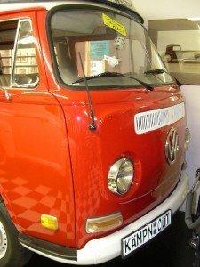 1971 Volkswagen Westfalia Image 1