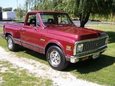 1971 Chevrolet C10 Image 1