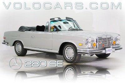 1971 Mercedes-Benz 280 Se Image 1
