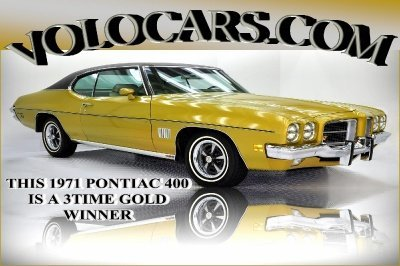 1971 Pontiac  Image 1