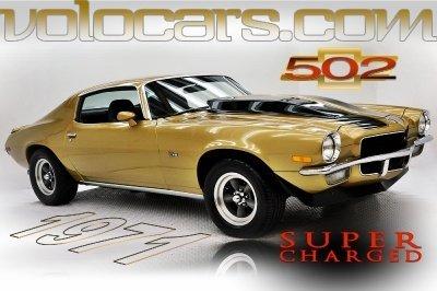 1971 Chevrolet Camaro Image 1