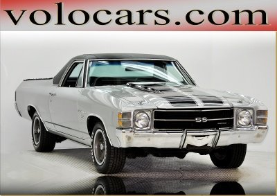 1971 Chevrolet Elcamino Image 1