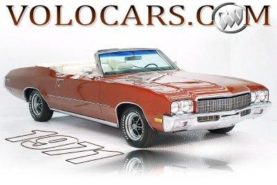 1971 Buick Skylark Image 1