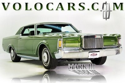 1971 Lincoln  Image 1